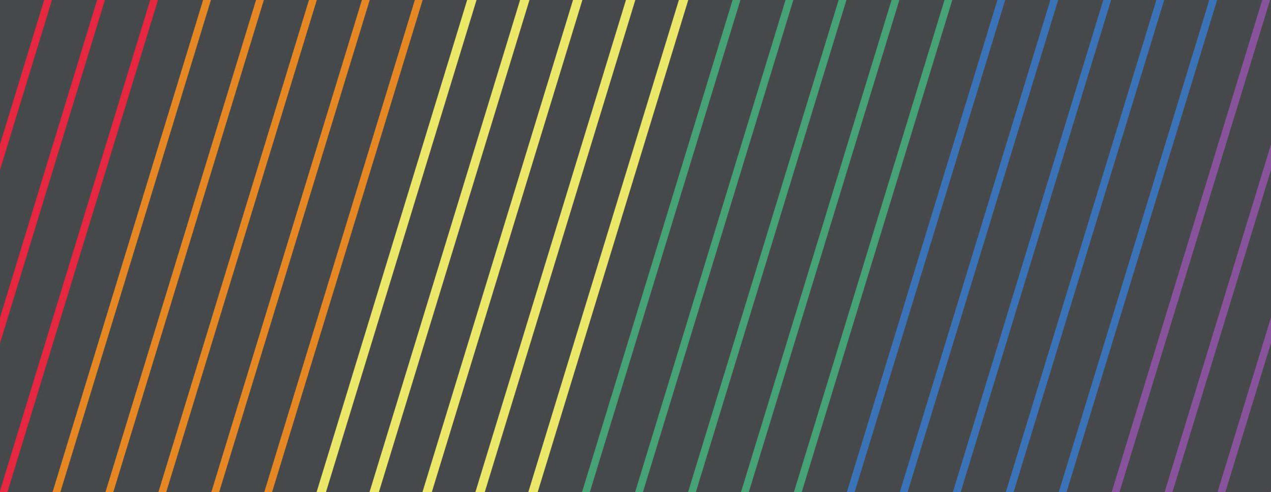 gayborhood stripes image